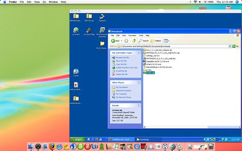 XP Remote Desktop on Mac OS X