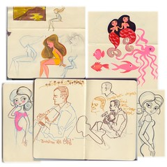 sketch dump photo by Elisa Chavarri