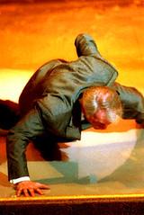 Jack Palance push ups