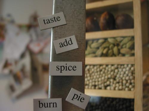 add spice