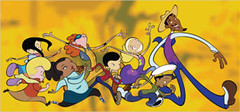 class of 3000 cartoon network andre 3000