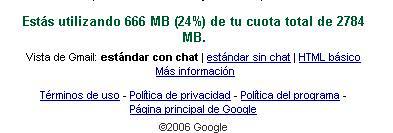 El Diablo en mi Gmail