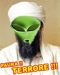 Osama Bin Alien