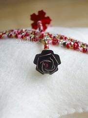 Rosa-estrela