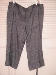 Tweed Capris - LB 26 - $15
