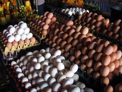 Eggs - Phousy Market - Luang Prabang