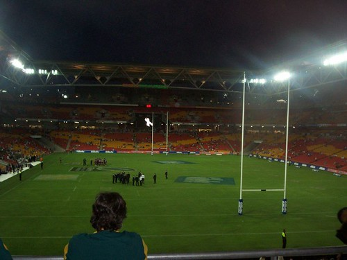 Lang Park - The Cauldron - Kangaroos v British Lions Rugby League Test Match - Lang Park (Suncorp Stadium), Brisbane, Australia, November 18th 2006