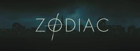 Zodiac David Fincher