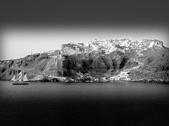 Santorini Vignetted photo by chicagophotogirl