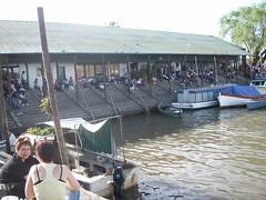El Tigre Dock