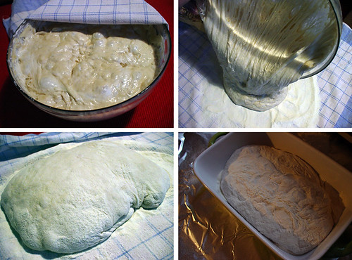 no-knead bread