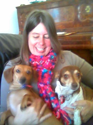Mum scarf patsy maggie