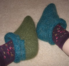 Fuzzy feet 2