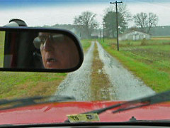 Panasonic FZ30 footage clip: mirror