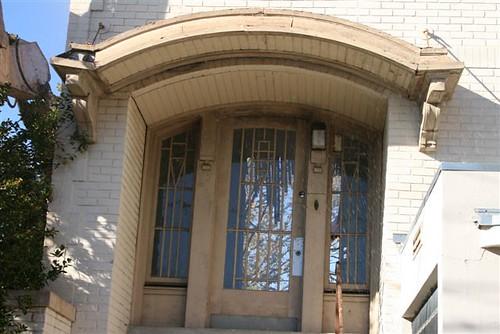 3601 Historic Door Framework Close