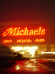 Black Friday Fog Michaels