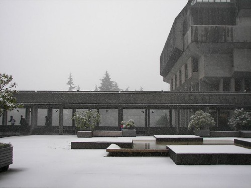 snow, sfu