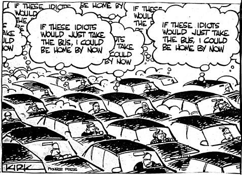 Transporte Ciudad Y Calidad De Vida Externalidades