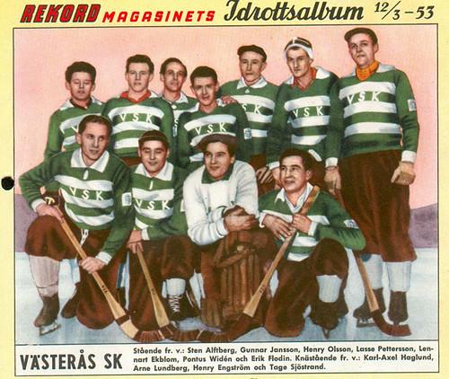 Västerås 1953