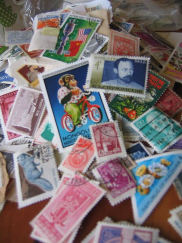Stamps from the Trove