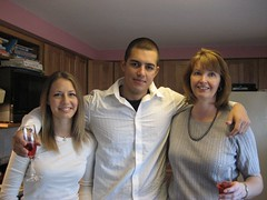 Gf, Bro, Mom
