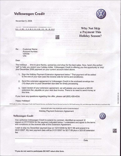 Volkswagen Targets Stupid People Tries To Rip Them Off I Will