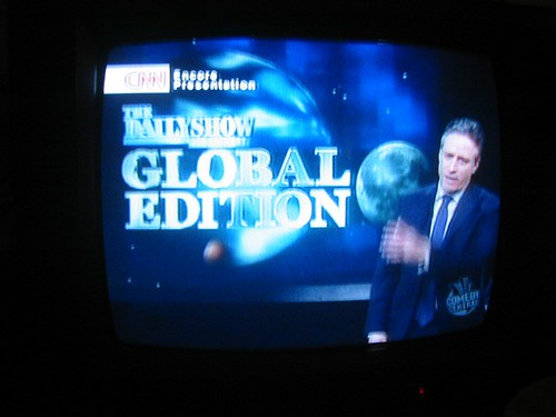 Daily Show Global Edition
