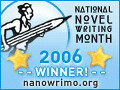 Official NaNoWriMo 2006 Winner