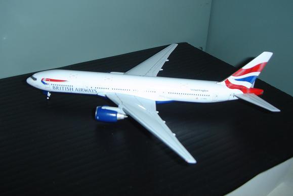 13 British 777