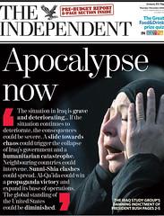El informe que anuncia el apocalipsis
