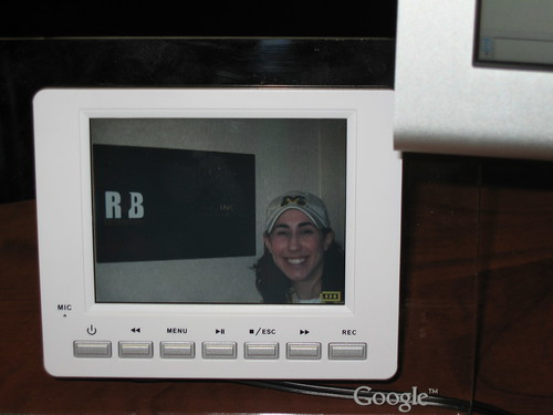 Google Digital Picture Frame