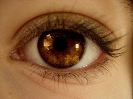 Beautiful Brown Eyes 4