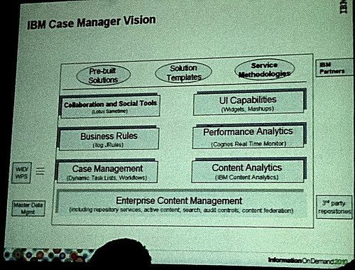 IBM Case Management Vision