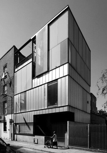 House by William Russel,(and David Adjaye) Bacon Street, London photo by *-*-*-*-*-* Philippe Brysse