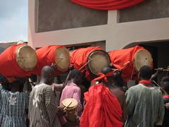 Tribal Drums photo by Kwadwo Kwarte