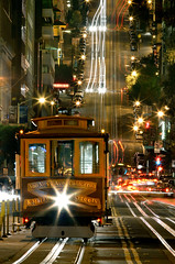 California Street cable car photo by !STORAX