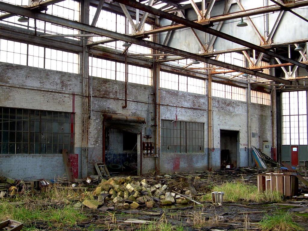 hangar, floyd bennett field