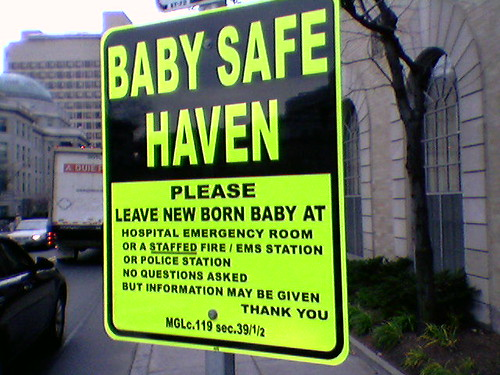 Baby Safe Haven