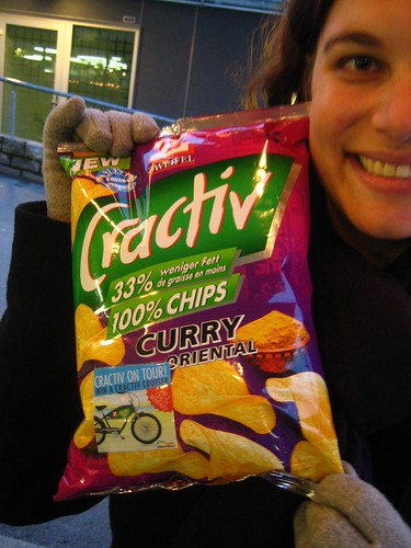 Want some Curry Chips