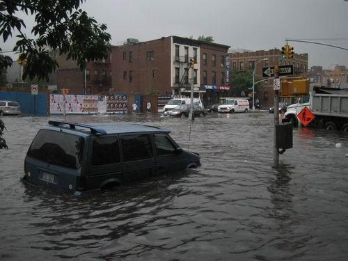 Fourth Avenue Flood