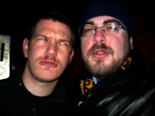 Matt and GB