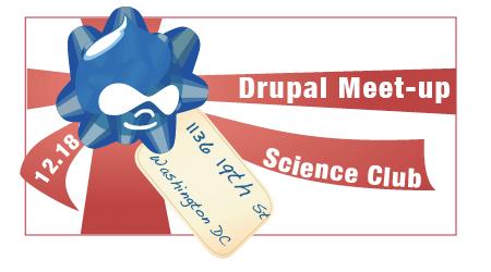 Washington, DC Drupal Meetup, December 18th