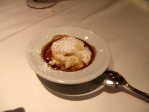 Manresa (Los Gatos) - Tahitian Vanilla Souffle, Bitter Caramel