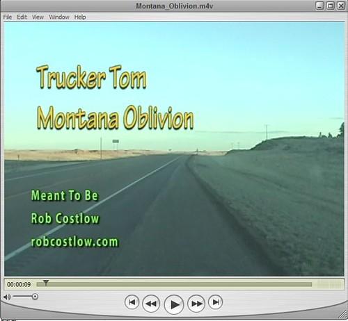 Montana Oblivion