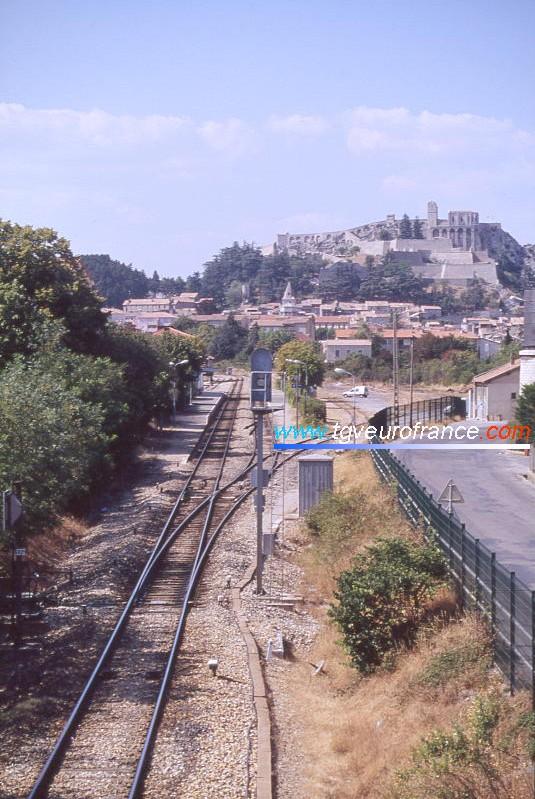 Sisteron (04200) en Région PACA