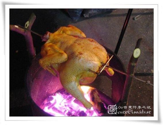 台東巴浪家-烤雞