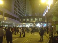 80.尖沙咀廣東道上的人群們