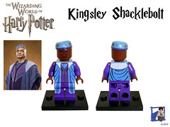 Kingsley Shacklebolt photo by tin7_creations