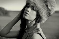Modell Veronica Larsson, Photo Karin Lundin photo by Veronica Larsson