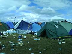 Southside Festival 2007 Vom Winde verweht